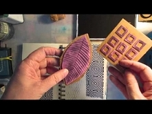 Homemade Stamps - YouTube