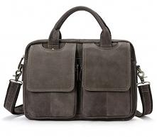 Męska torba to tak naprawdę zarówno przydatny dodatek, jak i bardzo stylowy. ...