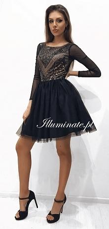 Wyjątkowa sukienka z kolekc...