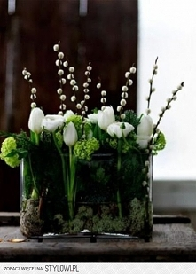 cudowna dekoracja na Wielkanoc ♥