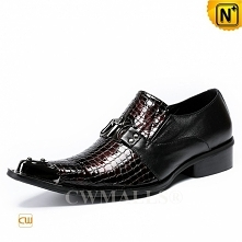 CWMALLS® Wellington Men Leather Dress Shoes CW708202[Global Free Shipping]