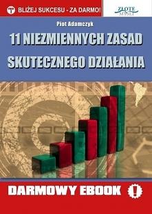 11 niezmiennych zasad skutecznego działania / Piotr Adamczyk  Darmowy ebook &...