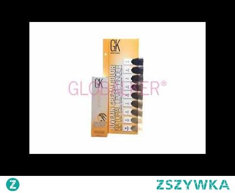 Global Keratin natura Cream Color paleta palette GKhair Juvexin - sklep Warszawa  Produkt marki: Global Keratin GK Hair Juvexin   Paleta kolorów: - natura