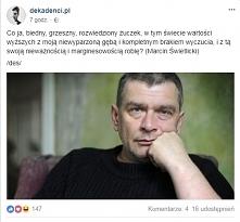 Marcin Świetlicki, Dwanaście