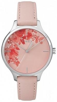 Idealny zegarek na wiosnę w pięknym pastelowym odcieniu pudrowego różu!