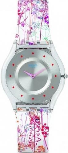 Kolorowy zegarek Swatch świ...