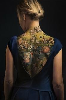 Jeden z obrazów wybranych przez Polską artystkę Agnieszkę Nienartowicz był em...