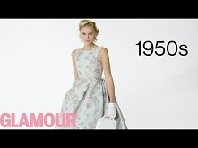 100 Years of Dresses | Glam...