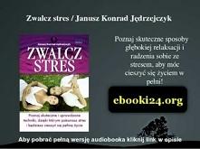 Zwalcz stres - Janusz Konrad Jędrzejczyk