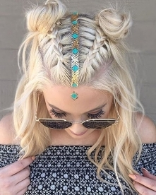 Cudowna fryzura <3