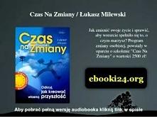 Czas Na Zmiany - Łukasz Milewski