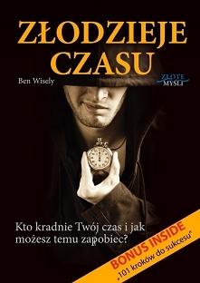 """Złodzieje czasu / Ben Wisely  Ebook """"Złodzieje czasu"""". Kto kradnie ..."""