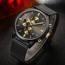 Luksusowy zegarek meski  Id...