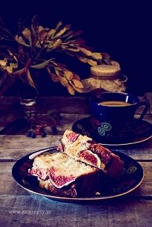 * Ciasto Jogurtowe z Figami *