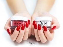 Piękna czerwień od Revi - p...