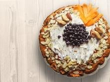 Mazurek wielkanocny to tradycyjne słodkie ciasto kuchni polskiej. Mazurek skł...