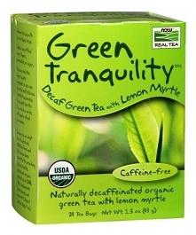 Zielona herbata z cytrynowy...