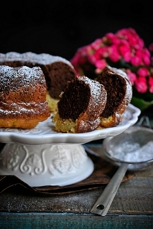 Babka kakaowo - cytrynowa  ...