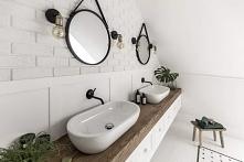 cudowna łazienka.
