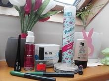 Kilka szybkich recenzji zużytych kosmetyków. Kilka ulubieńców w tym i kilka b...
