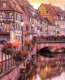Region Alzacji, Francja