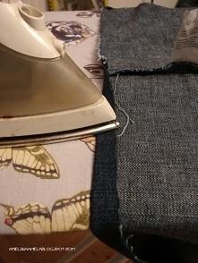 Przeróbka spódnicy DIY
