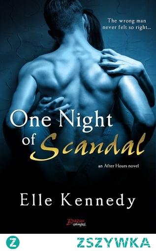 """""""One Night of Scandal"""" Ex-zapaśnik Reed Miller od miesięcy potajemnie pożądał dziewczyny swojego najlepszego przyjaciela, ale nie chciał zagrozić przyjaźni przez kobietę - zwłaszcza taką, która nie lubiła go aż tak bardzo. Teraz, kiedy Darcy ponownie jest dostępna, stało się nawet bardziej konieczne, aby trzymał się swojej surowej zasady: ręce z daleka. Ale namiętne przyciąganie między nimi jest zbyt silne do zignorowania, a jeden raz kiedy jej posmakował... wszystkie założenia poszły precz.  Darcy Grant jest zmęczona chodzeniem ścieżką moralności. Poszukuje namiętności, a bez wątpienia Reed jest właśnie tym mężczyzną, który jej to da. Mimo, że nie ma interesu w randkowaniu ze złym chłopcem, a na pewno nie najlepszym przyjacielem jej byłego, jest niemożliwym, aby nie stopniała pod umiejętnym dotykiem Reeda. Teraz została tylko kwestia ustanowienia kilku naczelnych zasad – i nadzieja, że jej łamiący reguły, słodko-mówiący zły chłopiec zgodzi się je przestrzegać. Ale jeśli wpuści Reeda do swojego łóżka, to czy ma szansę na utrzymanie go z dala od swojego serca?"""