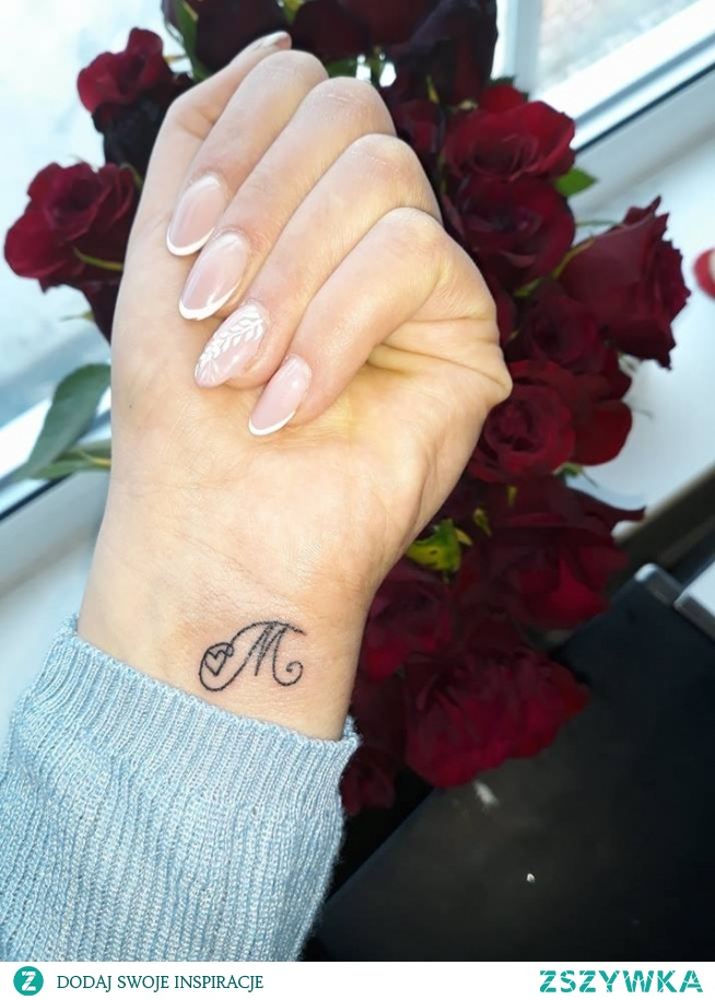 mój mały tatuaż