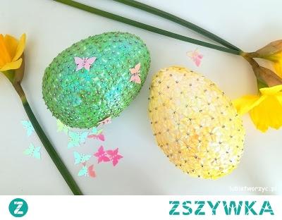 Dekoracyjne jajka wielkanocne w wersji DIY (tutorial) ;)