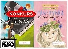 Konkurs z Wydawnictwem NIKO. Wygraj książkę dla swojego dziecka.