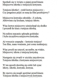 Cudowny ten wiersz <3