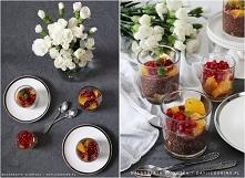Kakaowy pudding chia z cias...