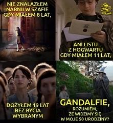 Pozostaje czekać na Gandalfa...