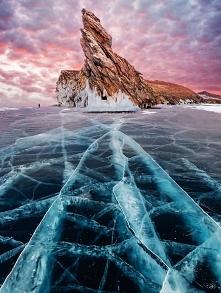 Bajkał - najgłębsze jezioro na świecie