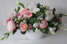 kwiaty sztuczne - bukiety o...