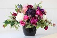 bukiety kwiatów z pracowni tendom.pl możesz zamówić online