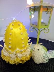 Moje tegoroczne jajko:)