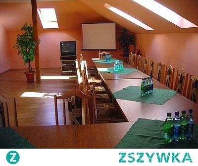 sala konferencyjna - Zajazd Jurajski