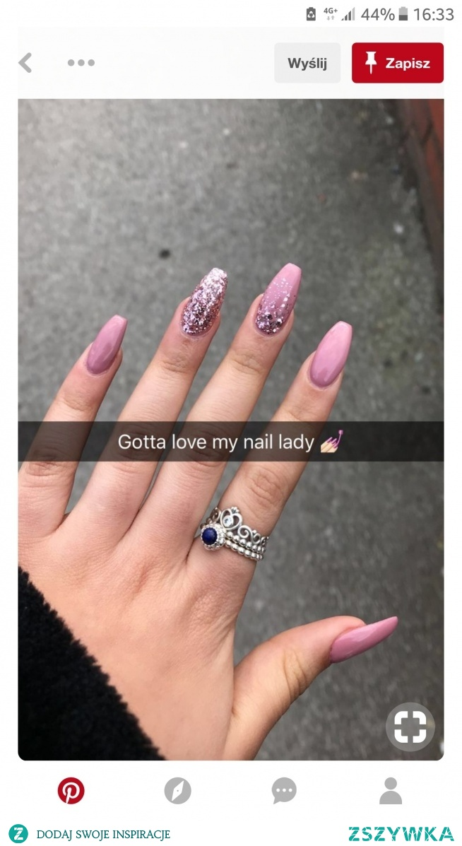 Szukam takie koloru lakieru do paznokci. Nie koniecznie musi być to hybrydowy ♡