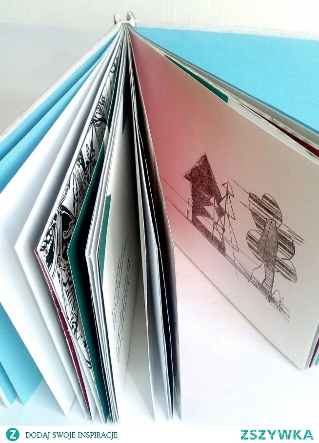 Czy bylibyście w stanie samemu zrobić książkę? Wbrew pozorom nie jest to takie trudne, wystarczy jedynie dobry pomysł i odrobina plastycznych predyspozycji.