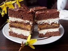 ciasto kajmakowo kokosowe
