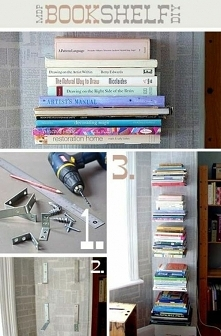 DIY na książki