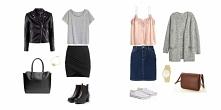 Dawka inspiracji do stworzenia swojej Capsule Wardrobe. Zapraszam serdecznie na bloga Minimalistic Girl.