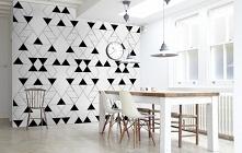 Ciekawy pomysł na kreatywną ścianę
