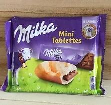 Milka... pewnie przepyszne !