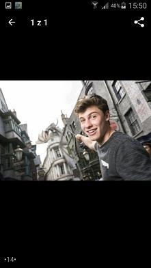 On się z Hogwartu urwał