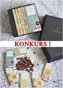 Konkurs! Wygraj BOX czekolad – Jakub Piątkowski Czekolada  *regulamin po klik...