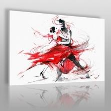 Tango - nowoczesny obraz na...