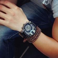 Nietuinkowy Zegarek SMART GLASS  WODOODPORNOŚĆ: Wodoszczelny na poziomie 3 BA...