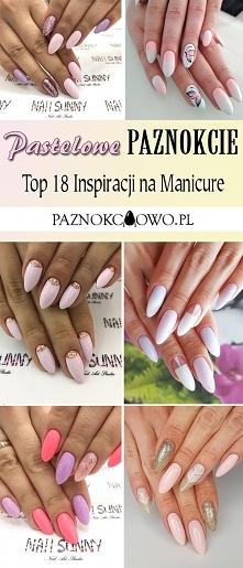 TOP 18 Modnych Inspiracji na Pastelowe Paznokcie – Idealne na Ten Sezon!